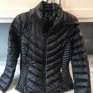 Calvin Klein puffer coat small